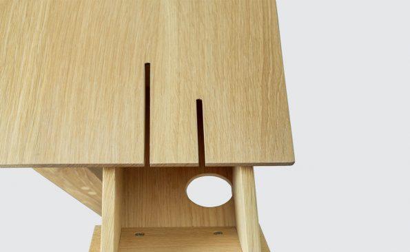 Bureau design scandinave