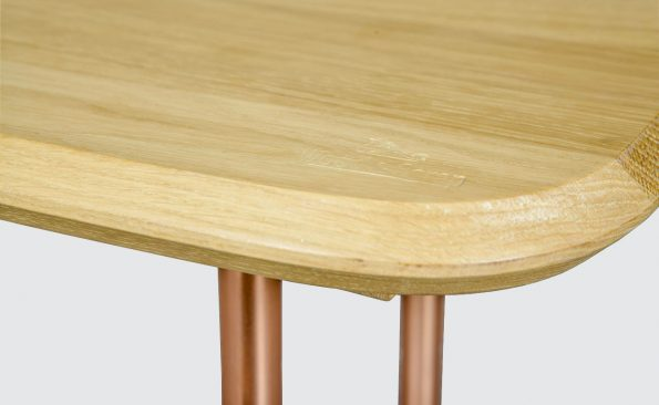 Tables gigognes design scandinave